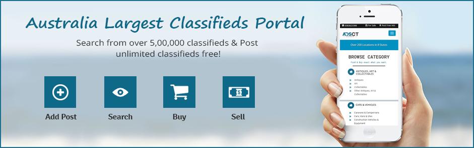 Australia Largest Classified Portal