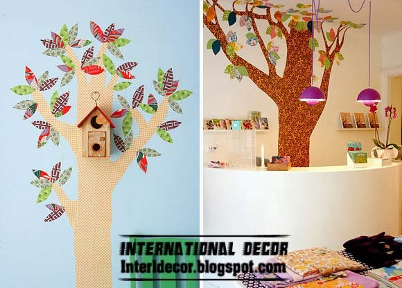 Wall decorating ideas for Children\'s room