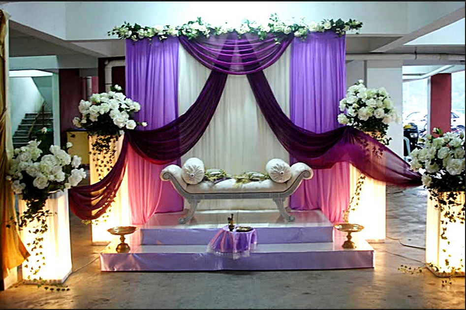 Good Looking Traditional Wedding Decor My Wedding