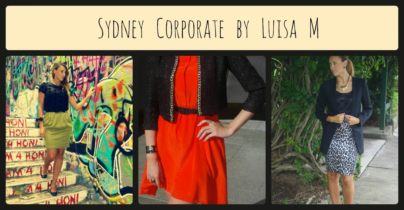 Sydney Corporate by Luisa M