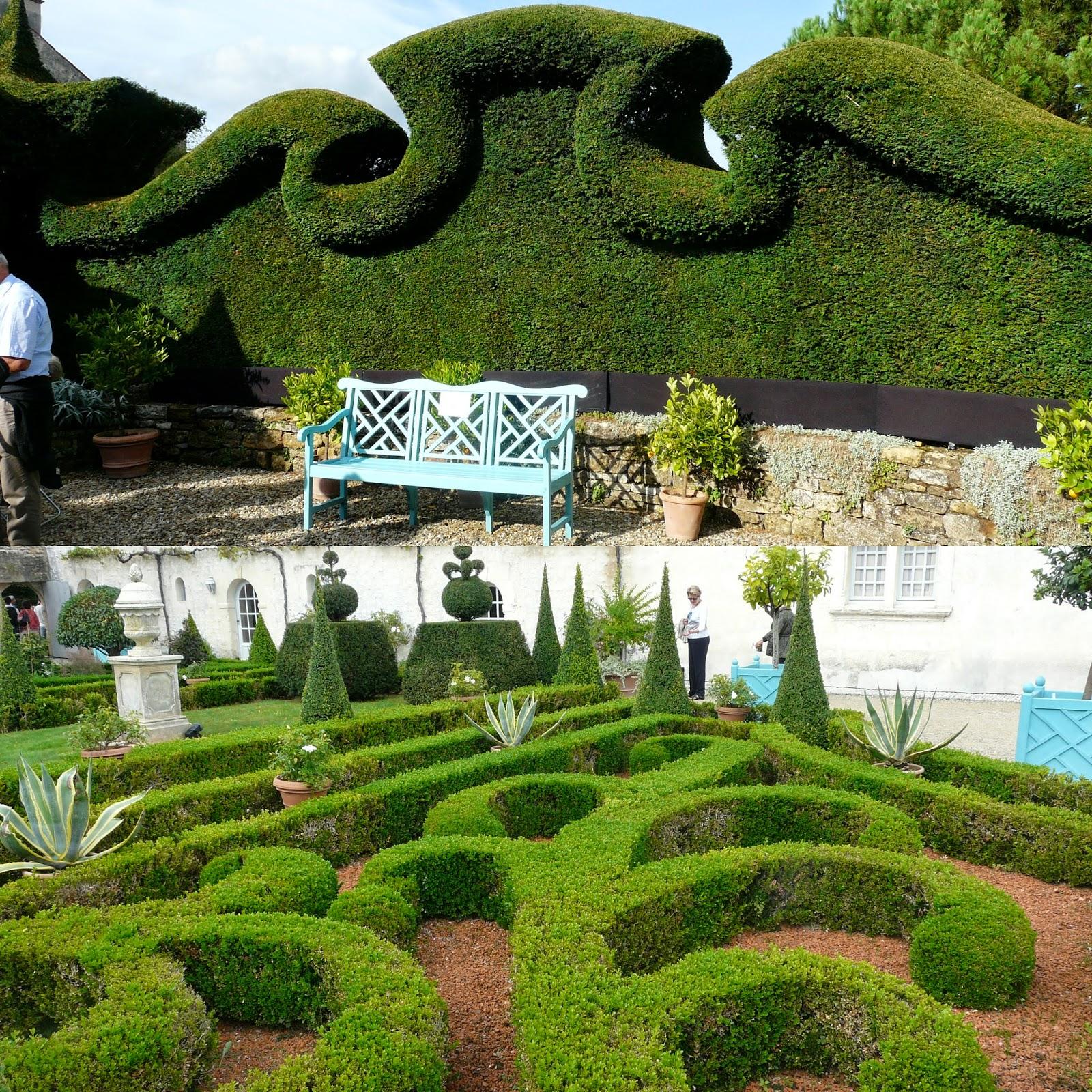 Liberte de pinceaux dans les jardins de william christie for Jardin william christie