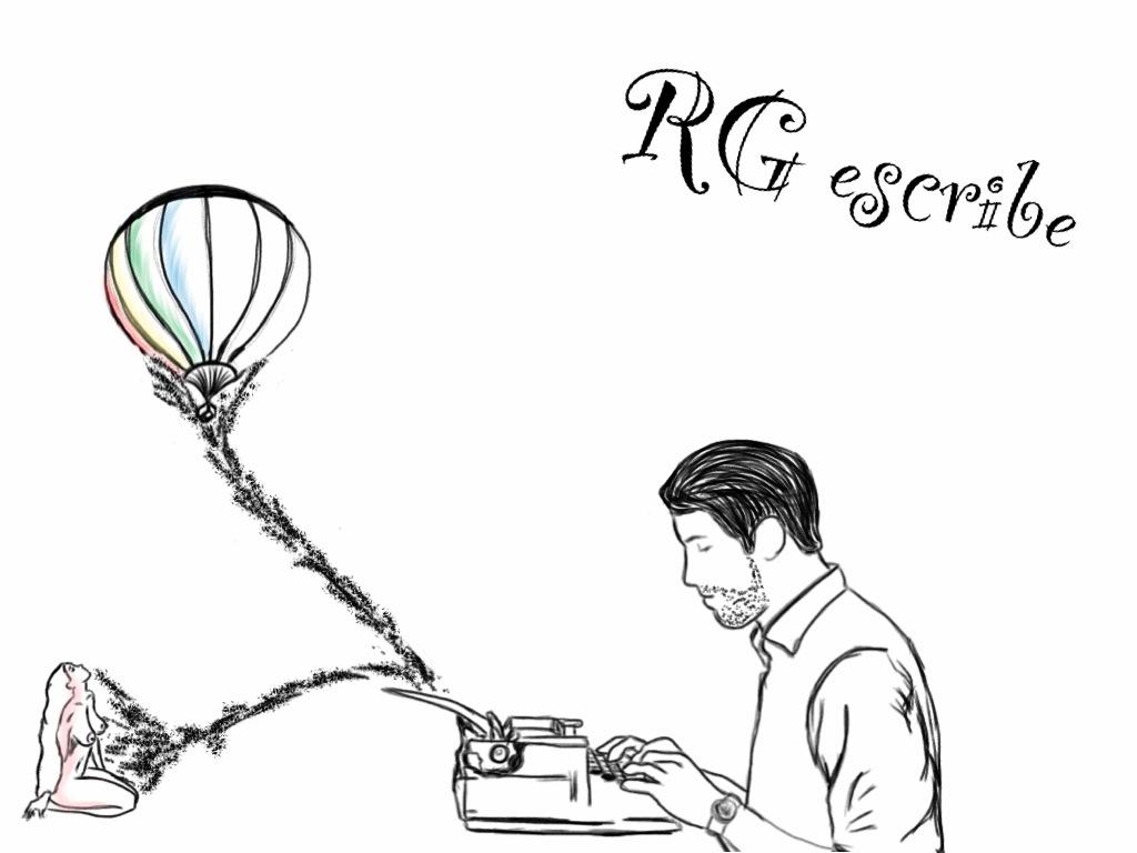 RG escribe historias largas