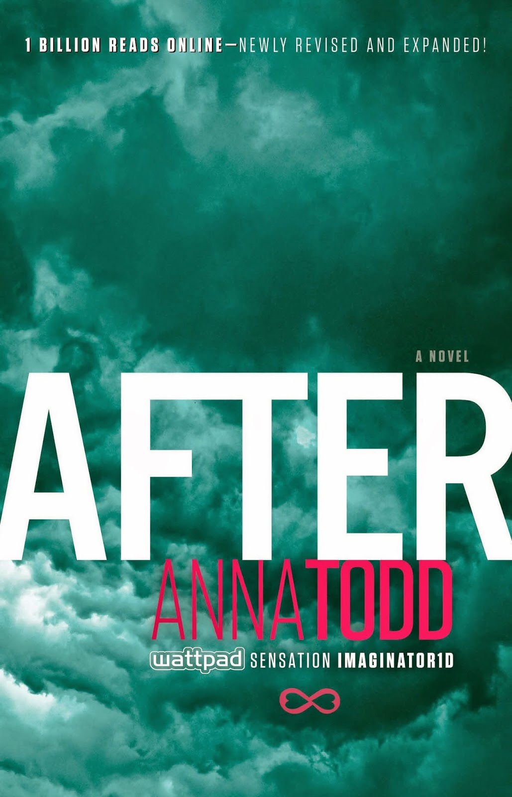 After by Anna Todd One 2 One Network #Aftersaga