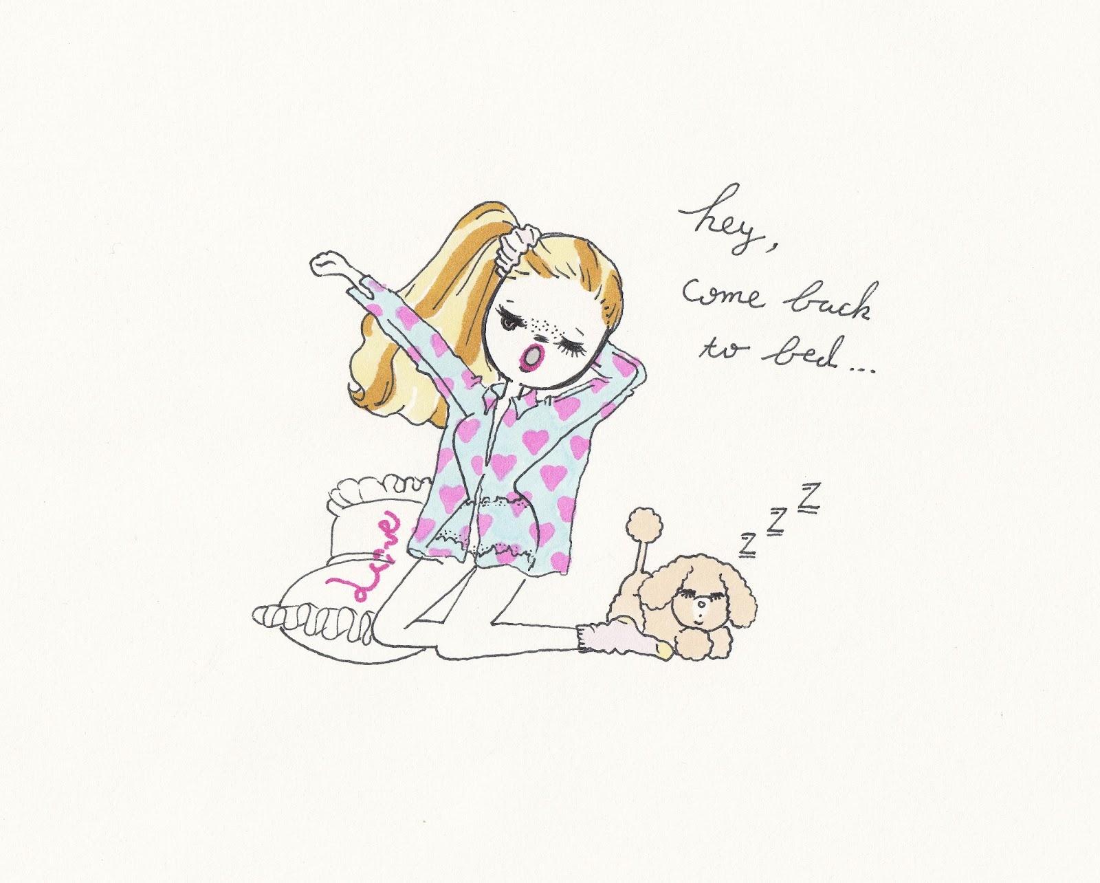 Naomilingerie Foxy Illustrations