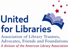 Logo: United for Libraries