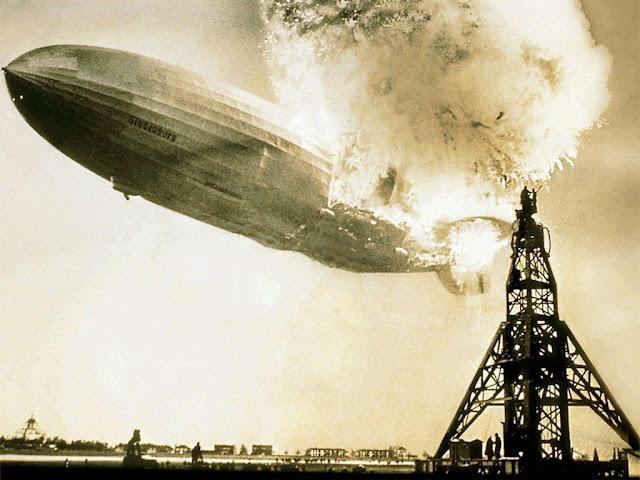 Ερευνητές υποστηρίζουν ότι έλυσαν το μυστήριο του «Hindenburg»