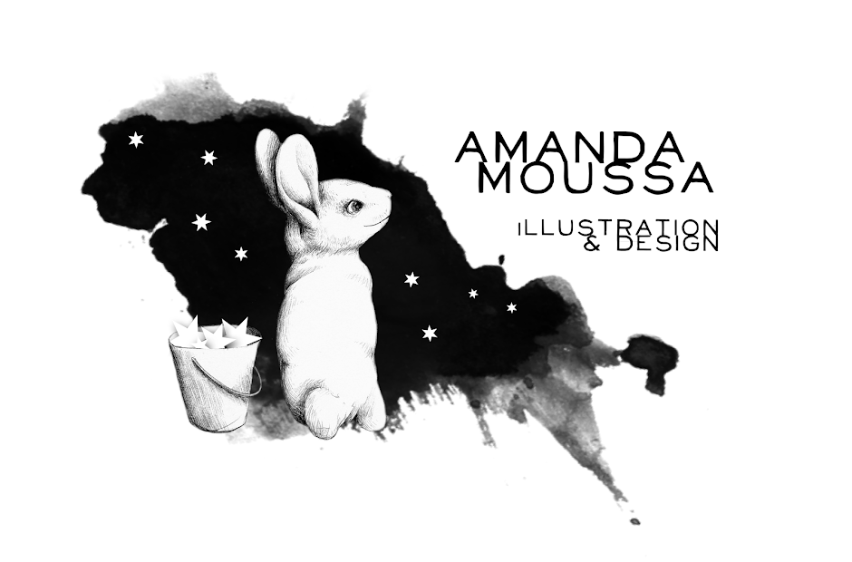 Amanda Moussa Illustration & Design