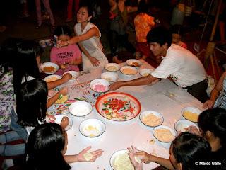SAM PRAENG FACESTREET. FESTIVAL DE LAS ARTES PARA TODA LA FAMILIA, BANGKOK. TAILANDIA