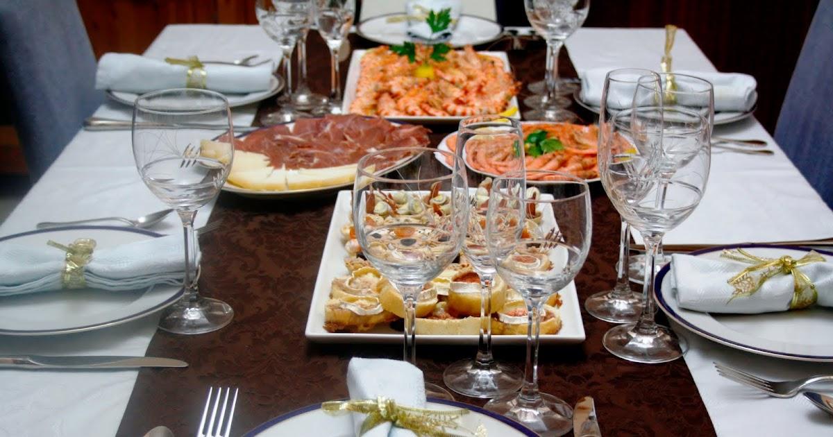 La cocina de maricarmen vestir la mesa para fin de a o - Cocinas maricarmen ...
