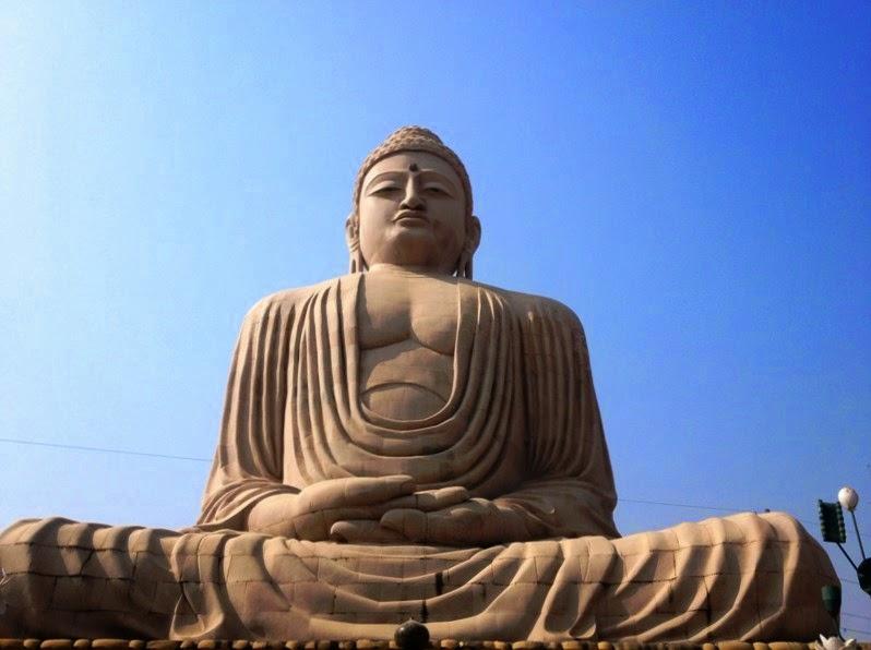 Bodhgaya bihar, Bodhgaya buddha