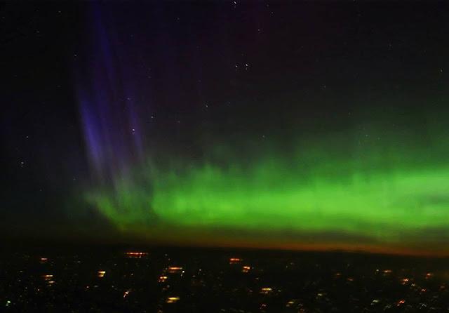 blog, avgeek, aviation, photo, aurora borealis, northern lights