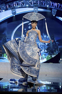 Miss China di Miss Universe 2012