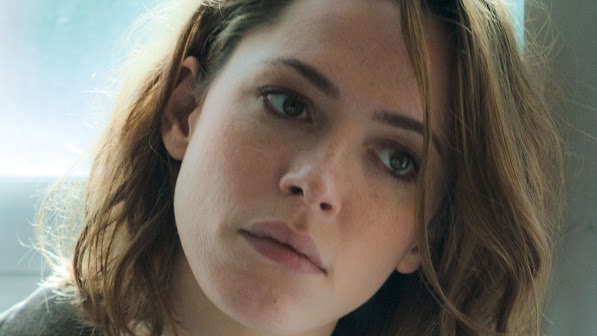 rebecca hall as evelyn caster in transcendence