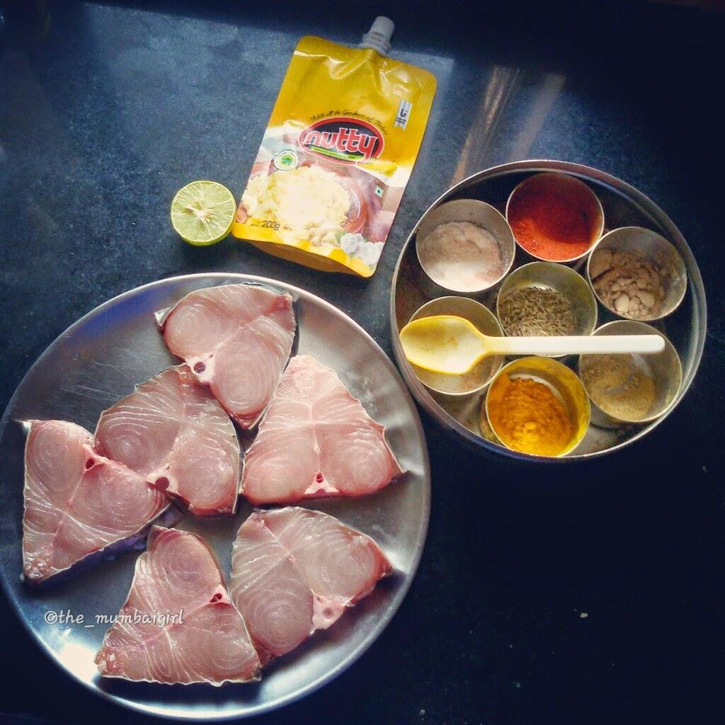 Surmai fish fry recipe the hungry cancerian for Mackerel fish recipe