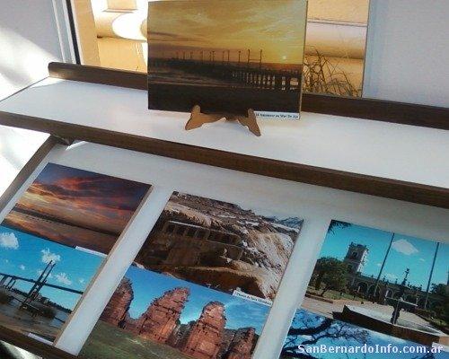 Exposición de fotos en la Biblioteca de San Bernardo