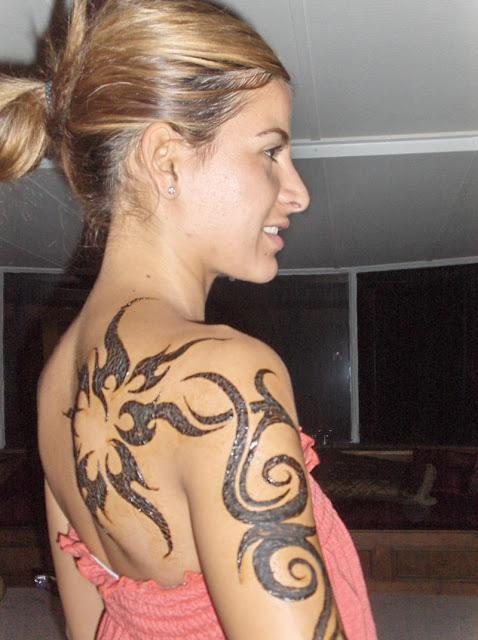 tribal-sun-tattoos