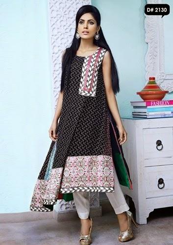 Needlez by Shalimar Fancy Dresses 2014