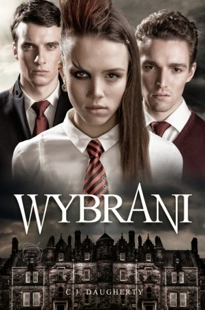 """Wybrani"" C.J. Daugherty"
