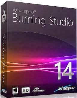Ashampoo Burning Studio 2014 – 12.0.5.20 + Key