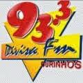 ouvir a Rádio Divisa FM 93,3 Ourinhos SP