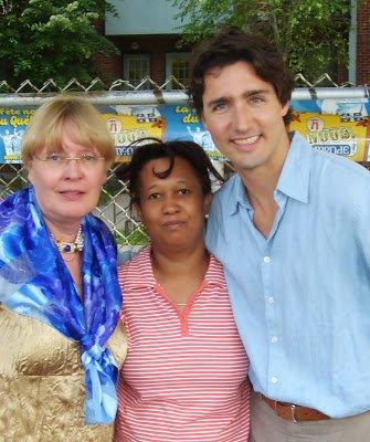 Justin & Catherine 2007