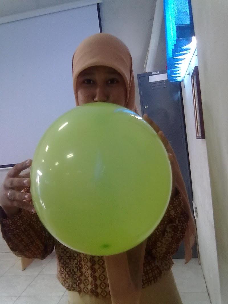 Balon Juga Bisa Buat Orang Nangis