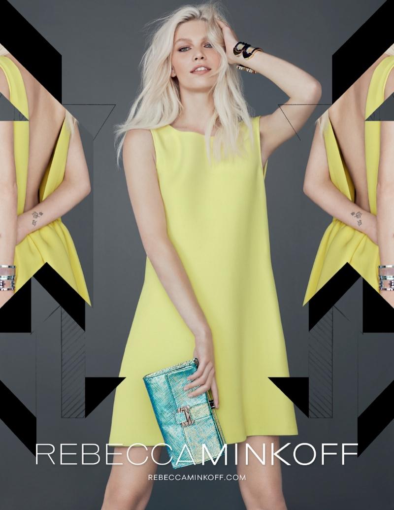 Rebecca Minkoff Fall 2013 Campaign