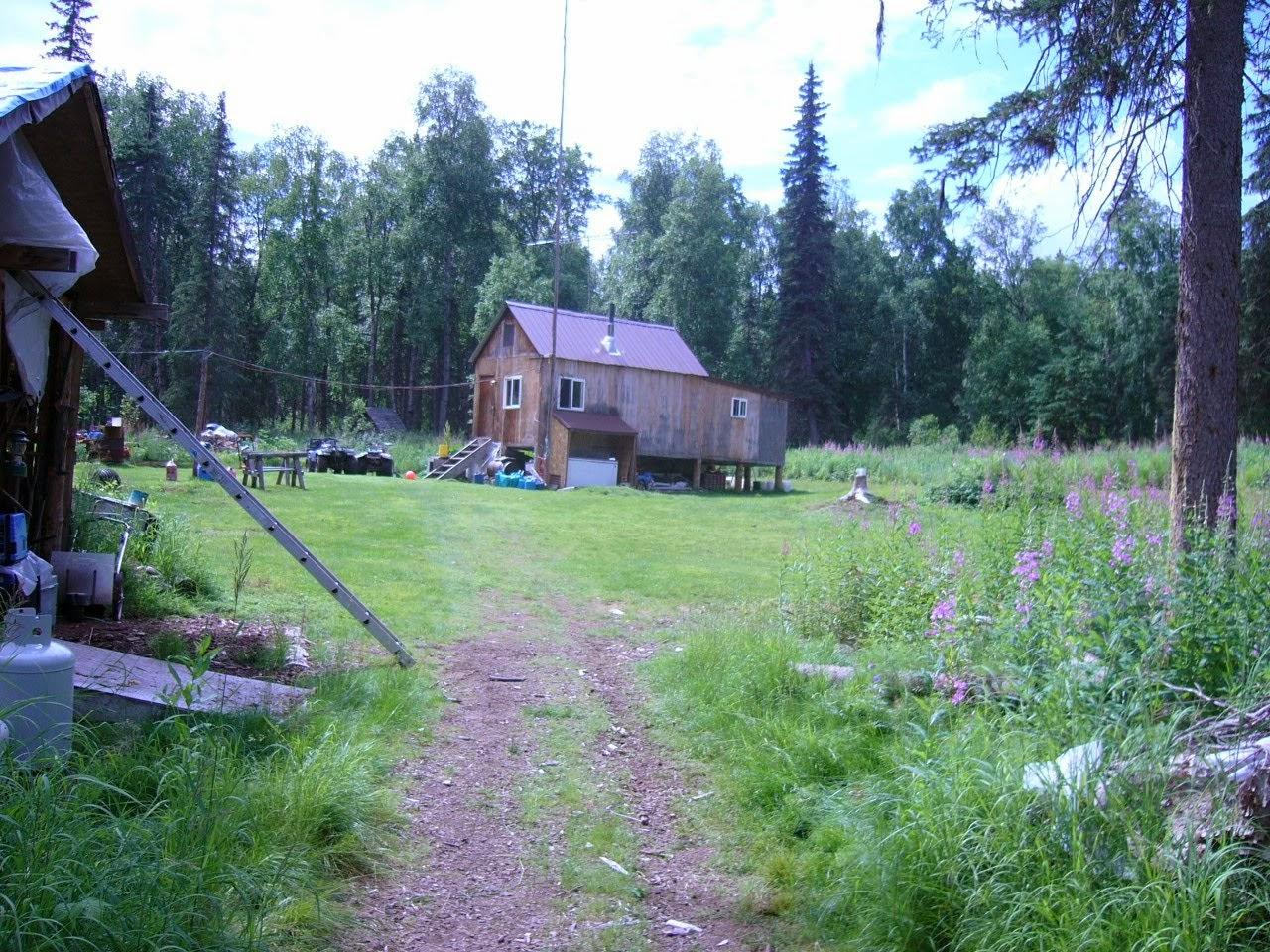 An Alaskan Garden