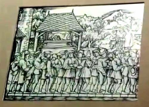 Английская гравюра
