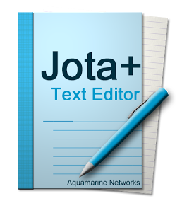 Jota+ (Text Editor) PRO v2014.10