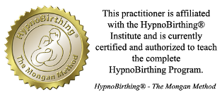 I am HypnoBirthing Practitioner