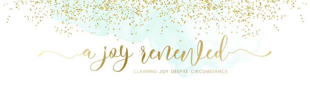 A Joy Renewed