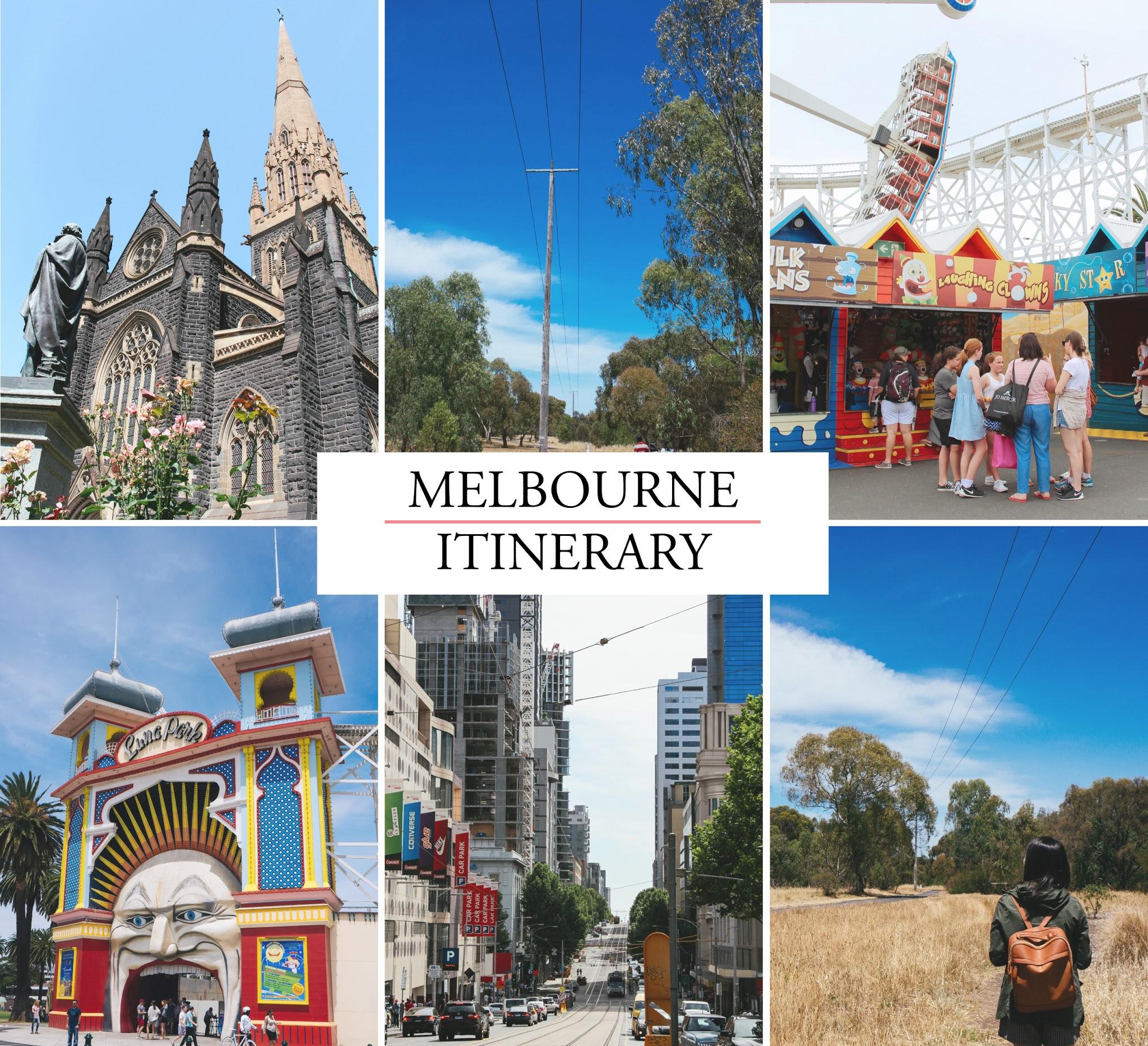Melbourne Australia City Guide