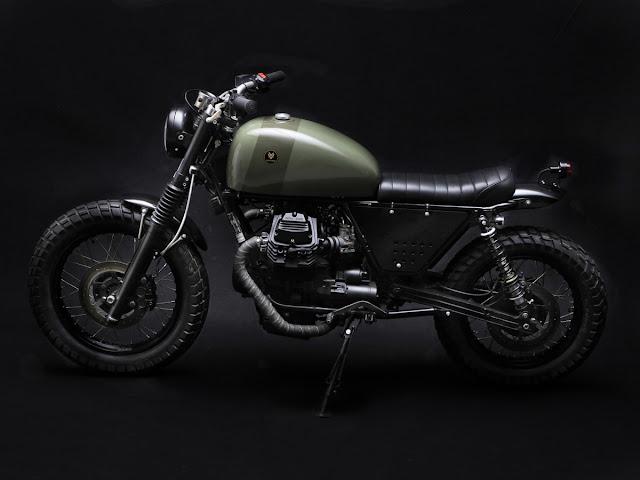 Moto Guzzi Custom | Venier Tractor V75 | Moto Guzzi NTX | Moto Guzzi Custom parts | Moto Guzzi NTX 750cc | Venier Customs
