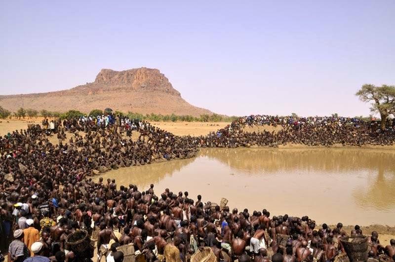 Sacred Antogo Fishing Ritual | Mali