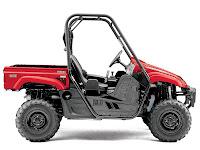 2013 Yamaha Rhino 700 FI Auto 4x4 ATV pictures 1
