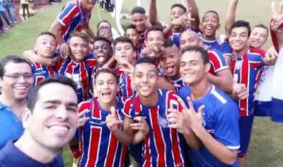 Tricolor baiano comquista a Copa 2 de Julho 2015