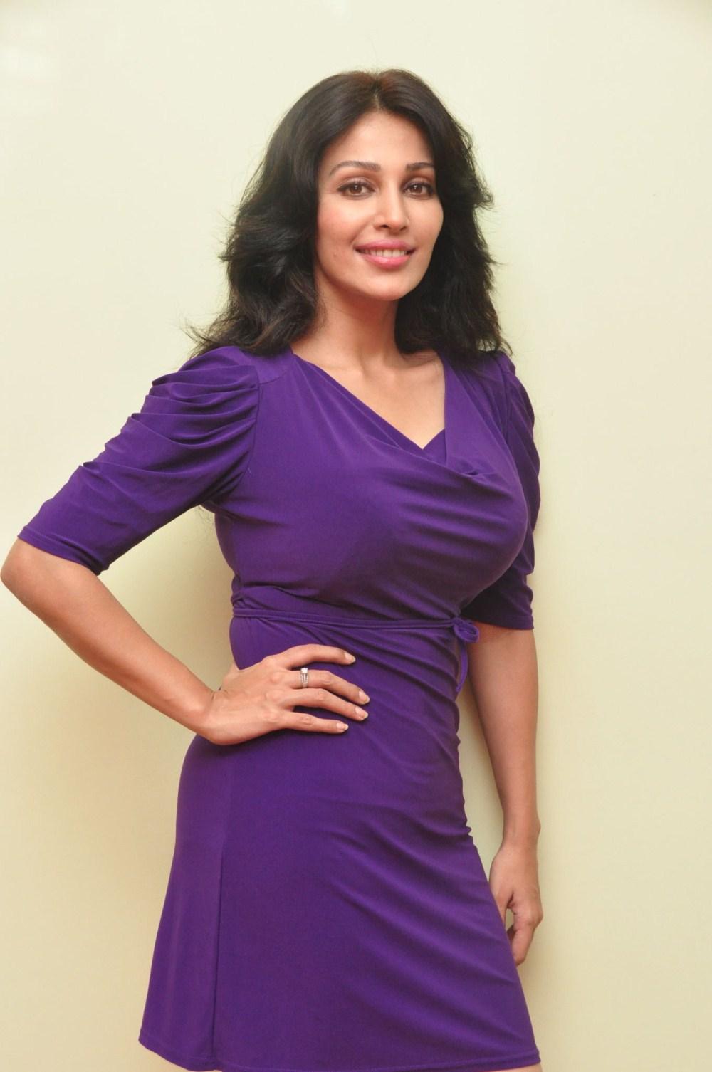South Indian actress Asha Saini Latest Photoshoot stills