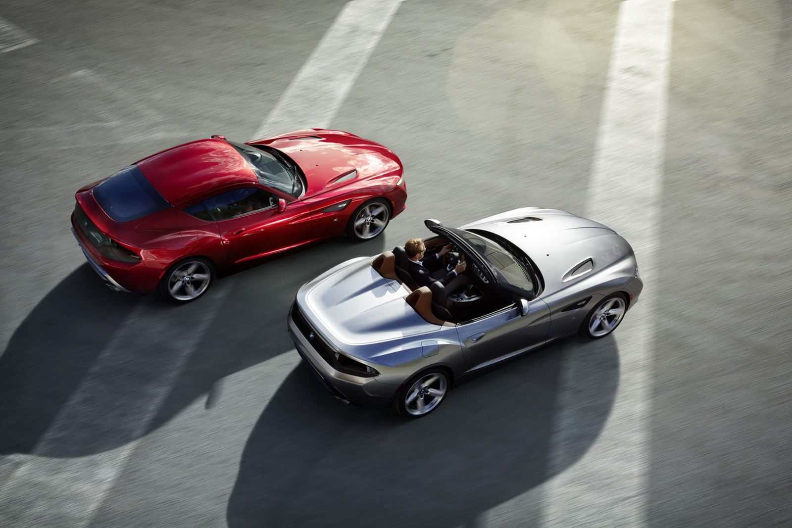 Town+Country BMW | MINI Markham Blog: BMW Zagato Roadster Concept Study