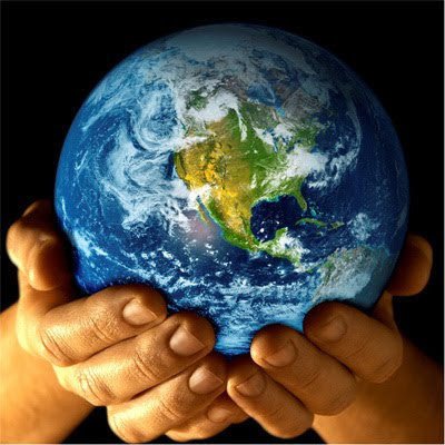 earth day. Today is Earth Day (and
