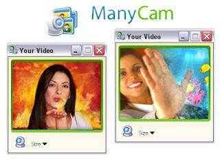 تحميل برنامج تشغيل كاميرا الويب download manycam
