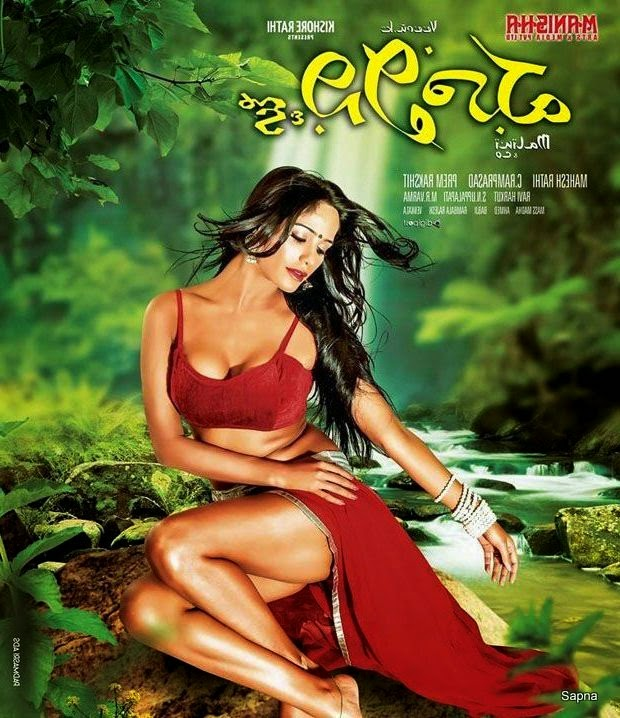 unveils posters of Telugu debut