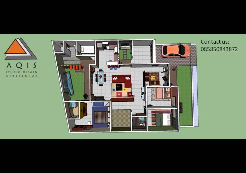 membuat rumah denah online Rumah Jasa Studio Cara Arsitek Online Desain Aqis Jasa Online: ... & Denah: NEW MEMBUAT DENAH RUMAH ONLINE