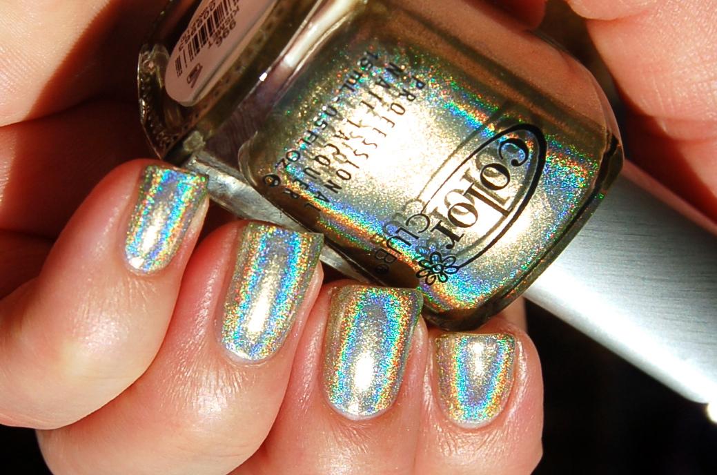 Swatch of Color Club Kismet, bilder Color Club Kismet, Kissmet, Kismett, Halo Hues 2013, nail polish, blogg nagellack