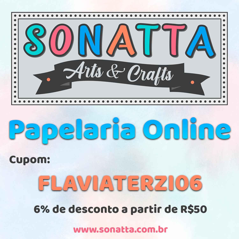 Sonatta - Papelaria Online