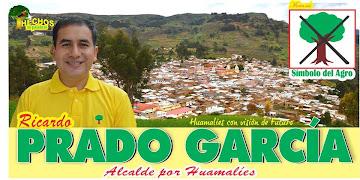 RICARDO PRADO GARCIA - FUERA DE LA CARRERA ELECTORAL