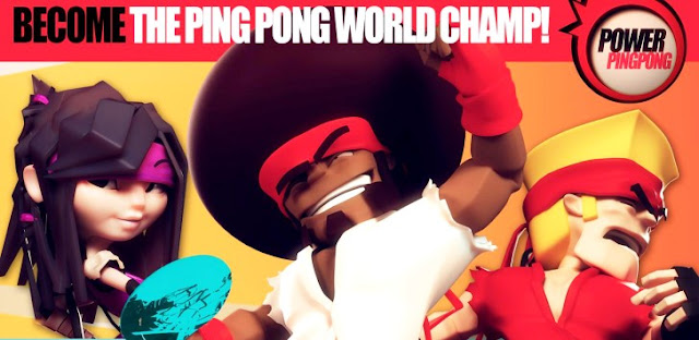 Download Power Ping Pong Apk + Data Torrent