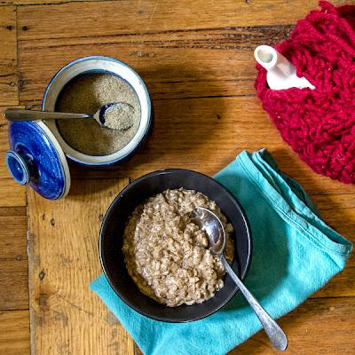how to make wattle seed tea