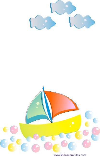 Portada barquito - Imagenes de barcos infantiles ...