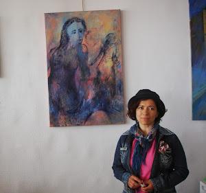 Concurso pintura ao vivo - Galeria Magenta